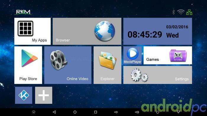 RKM MK06 S905 AndroidTV 1