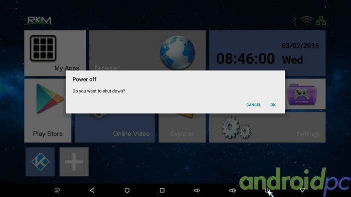 RKM MK06 S905 AndroidTV 2
