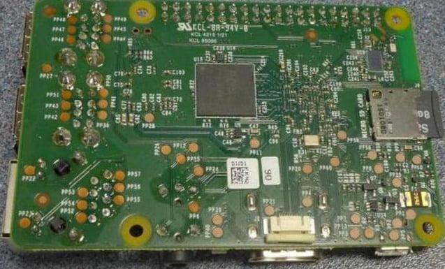 Raspberry Pi 3 ARM