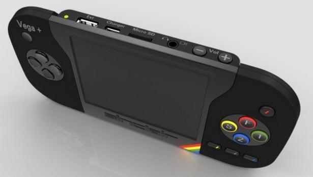 Sinclair ZX Spectrum Vega+ console
