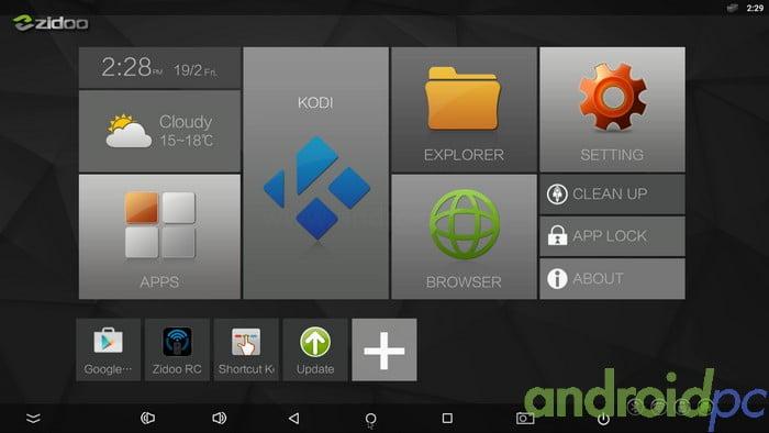 ZIDOO x5 Review S905 5