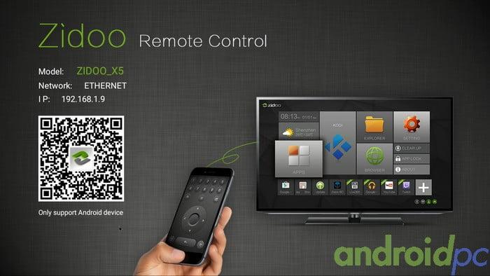 ZIDOO x5 Review S905 7