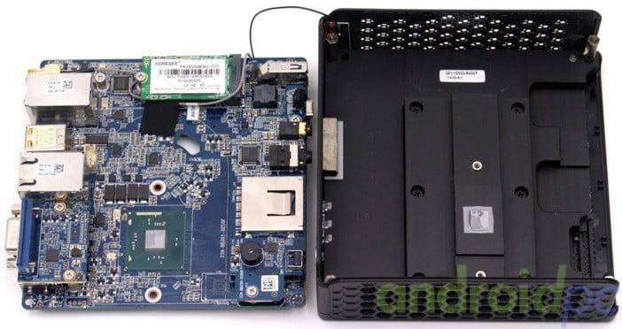 ZOTAC ZBOX CI323 nano n01