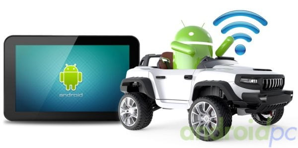 android car n01