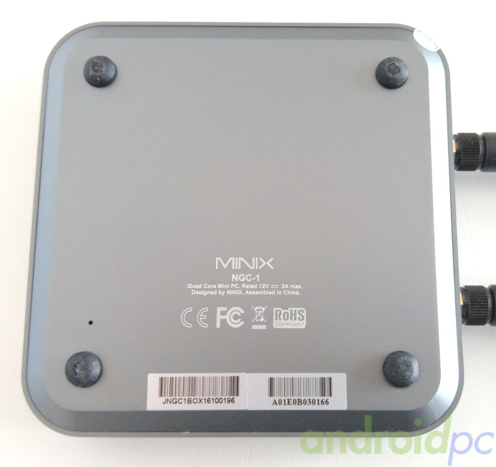 minix ngc-1 unboxing review c013