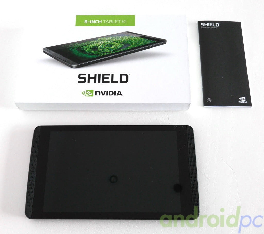 nvidia shield tablet K1 n002