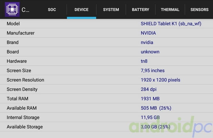 nvidia shield tablet review 18