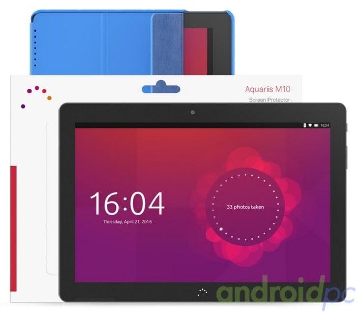 Aquaris 10 FHD Ubuntu edition n01