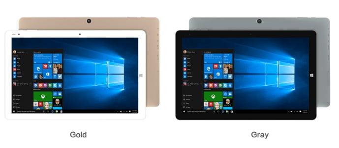 Chuwi HiBook Z8300 intel 2 en 1