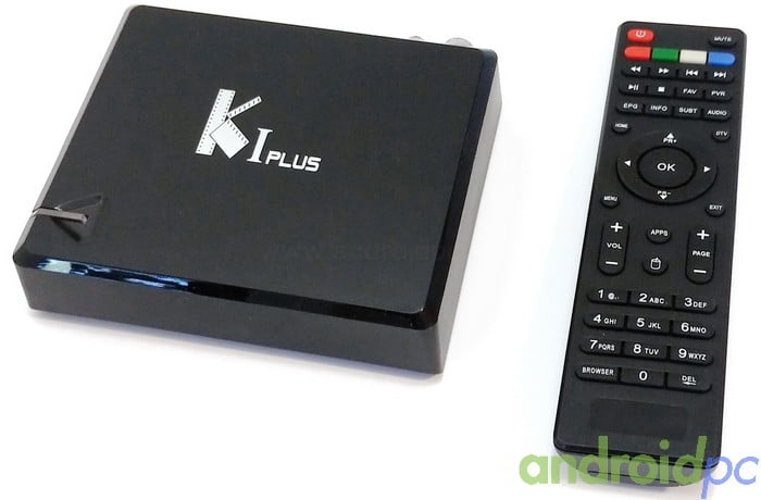 KI Plus S905 DVB-T2-S2 Android