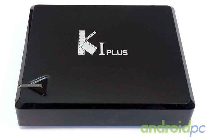 KI Plus S905 DVB-T2-S2 Front