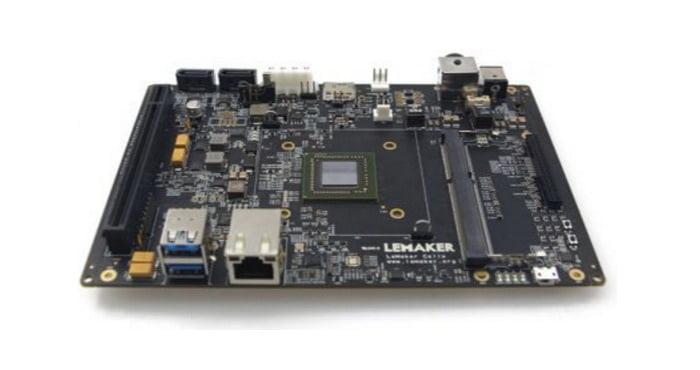 LeMaker Cello AMD ARM