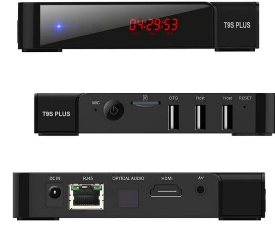 QINTAIX T9S Plus S905 Mediaplayer