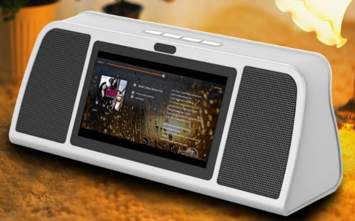 Smart Sound Pad Android player RK3128