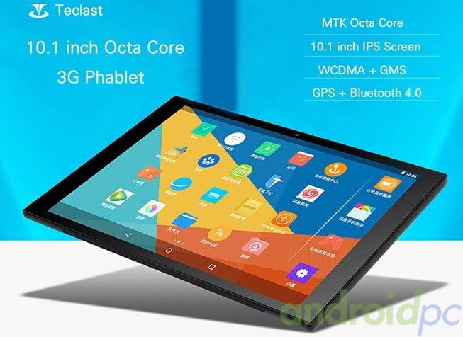 Teclast X10 3G MT8392