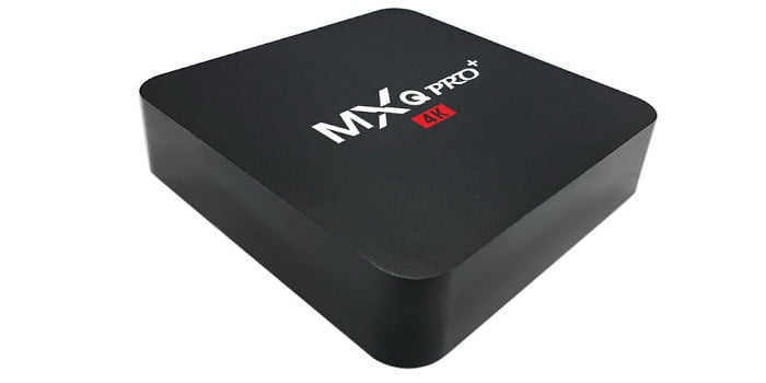 MXQ Pro+ S905 AndroidTV ARM