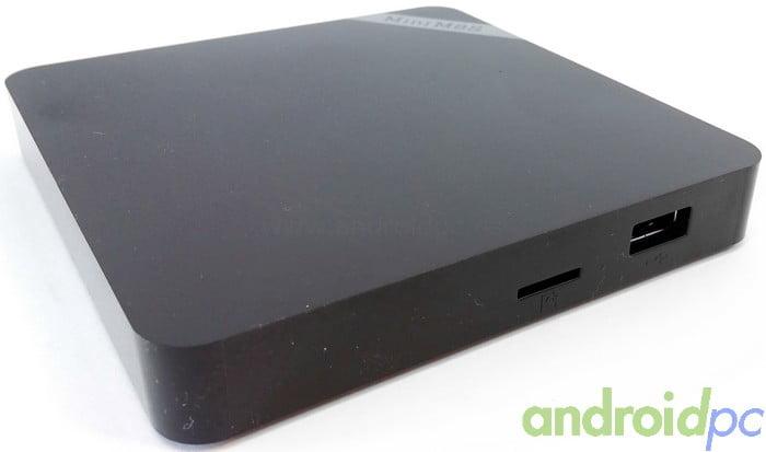 Mini M8S S905 microSD