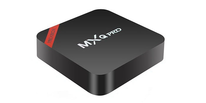 Nexbox mxq pro S905 media player