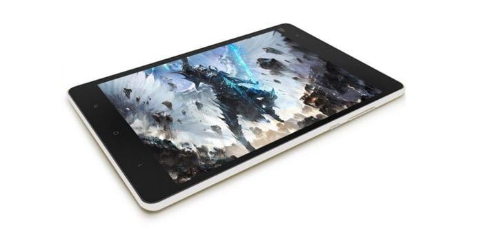 Xiaomi mi pad Tegra K1