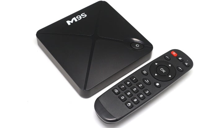 M9s S812 AndroidTV