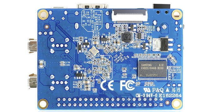 Orange Pi Lite Allwinner H3