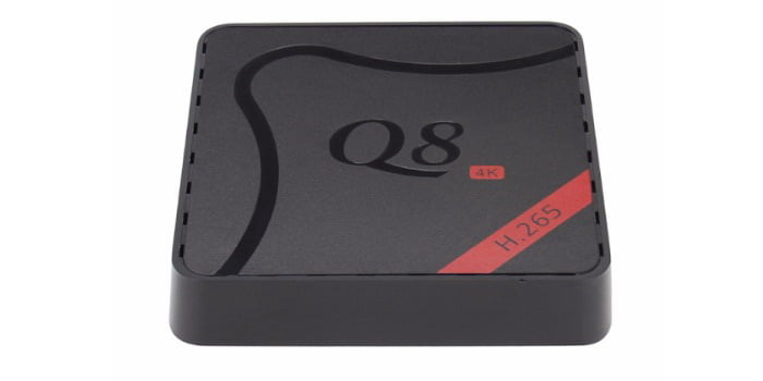 Q8 Androix Box S905