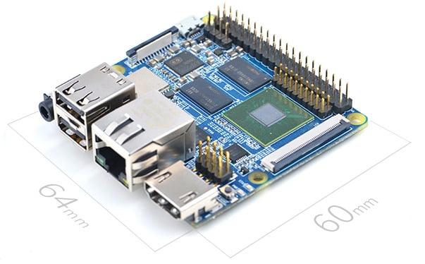 Samsung S5P6818 pcb NanoPi M3 ARM