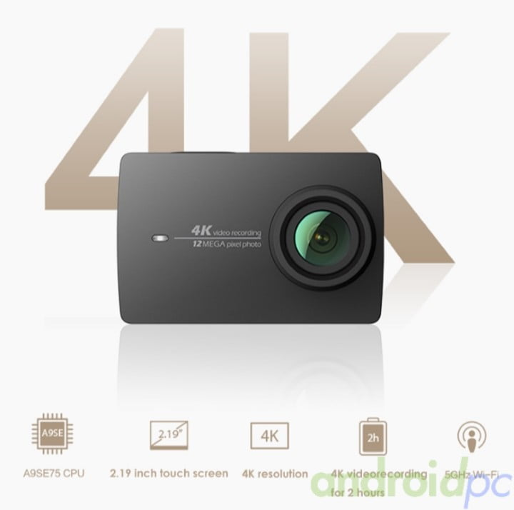 Xiaomi Yi II Action Camera n01