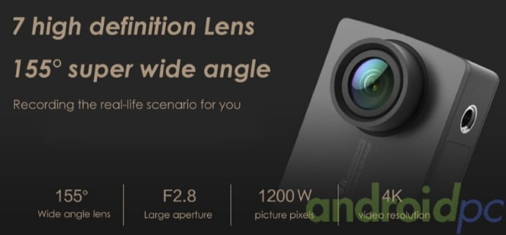 Xiaomi Yi II Action Camera n02