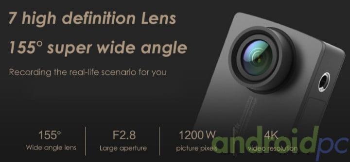 Xiaomi Yi II Action Camera n02