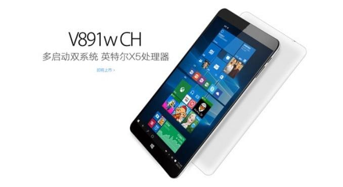 chuwi V891w CH