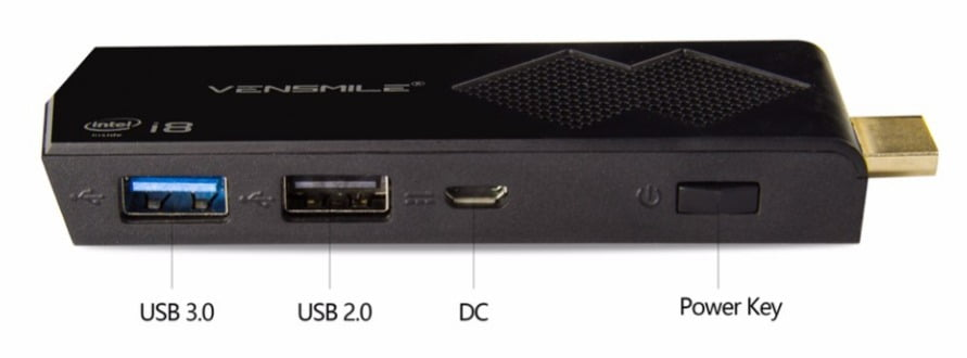 vensmille i8 minipc windows10