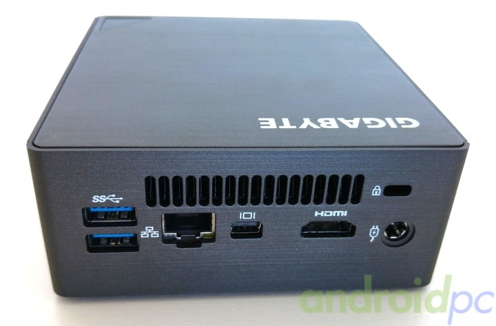 Gigabyte brix s core i3-6100U review n12