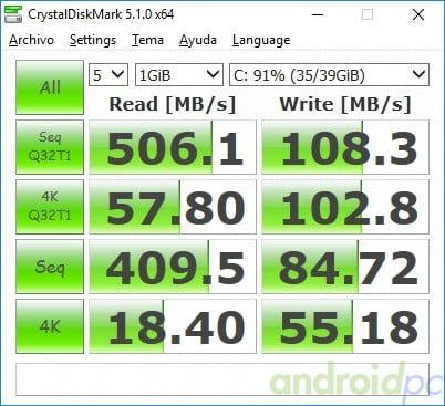 Hystou FMP03 test disk1
