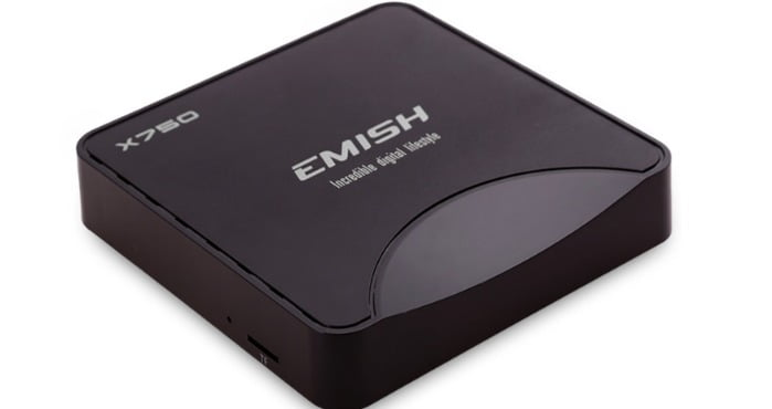 emish x750 S905 4K