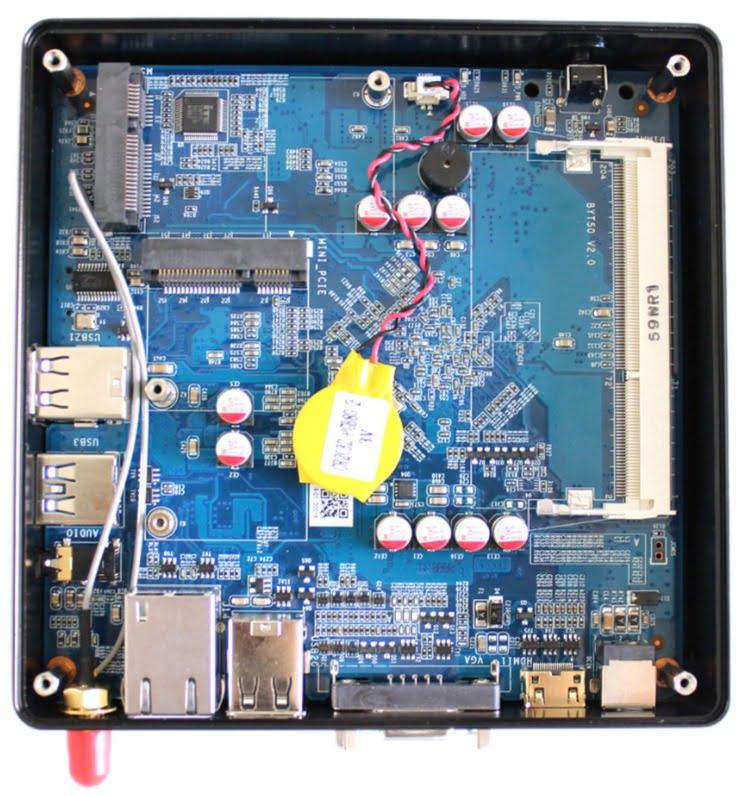 miniPC DT J1900 windows