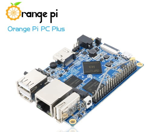 orange pi pc plus Allwinner H3