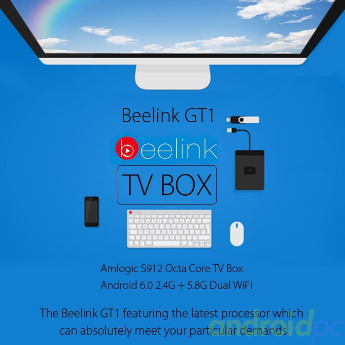 Beelink GT1 Android TV-Box n01
