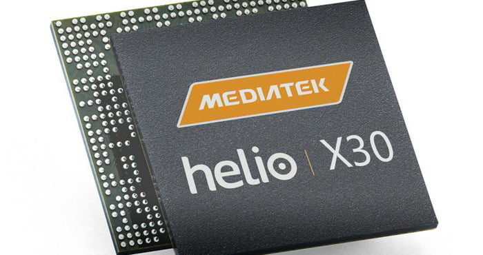 HELIO X30 Mediatek