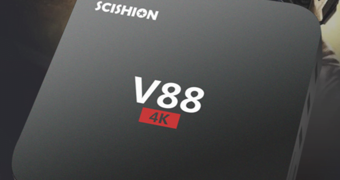SCISHION V88 RK3229 mediaplayer