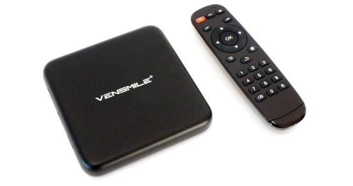 Vensmile U1 S905 Remix OS
