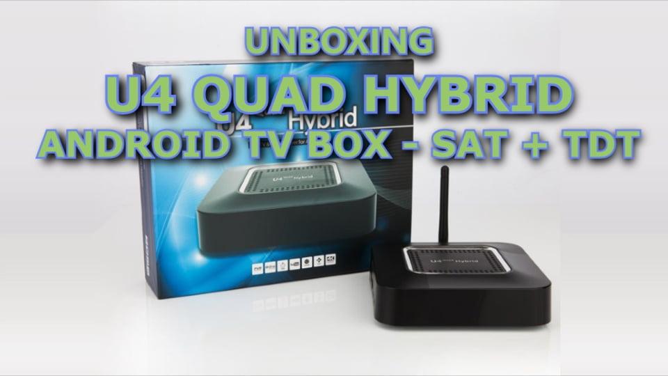 u4 quad hybrid yd03