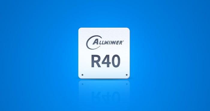 Allwinner R40 SATA Quad Core