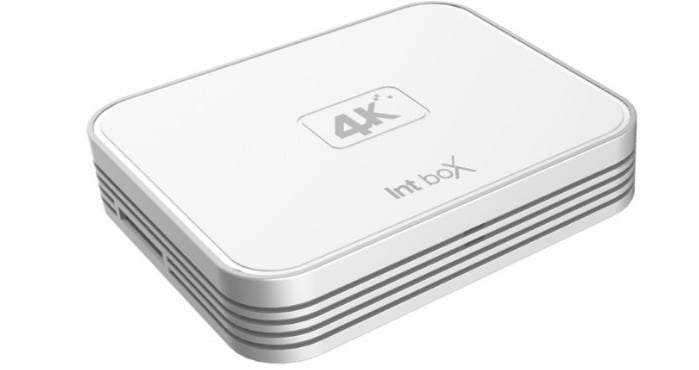 Int BOX i7 S912 Amlogic