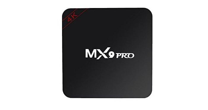 MX9 PRO RK3229
