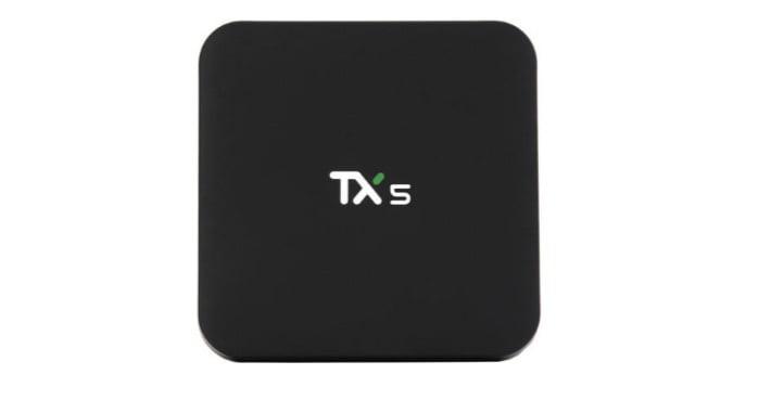 TANIX TX5 S905x