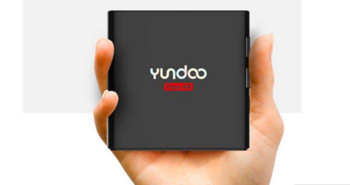 YunDoo Y6 S905x