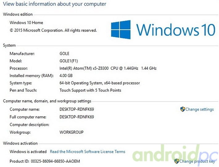 gole1 review windows shot07