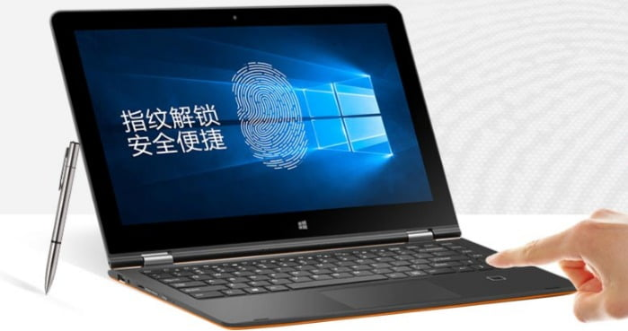 ultrabook voyo vbook v3 z8300 Intel Windows10