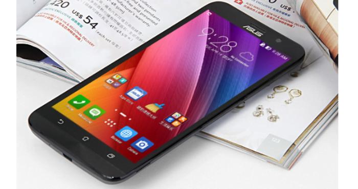 ASUS Zenfone 2 Con 4GB RAM Por Solo 136EUR